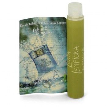Lolita Lempicka Vial sample Fresh EDT 0.04 oz