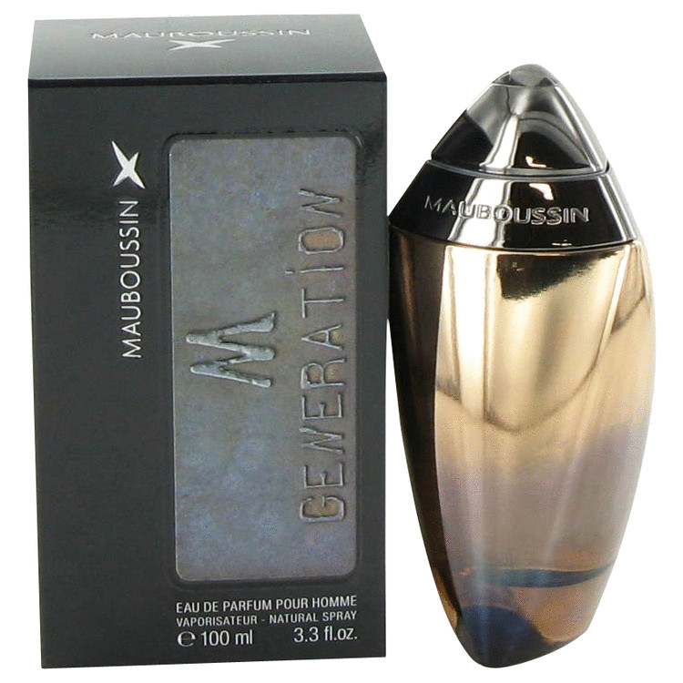 M Generation by Playboy Cologne for him