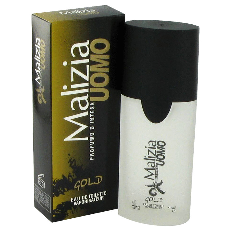 Malizia Uomo Gold by Playboy Cologne for him