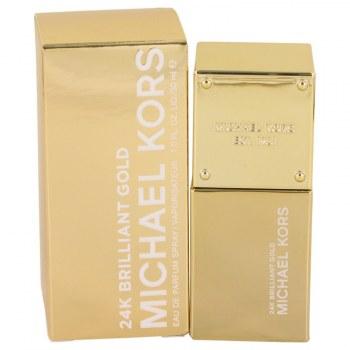 Michael Kors 24K Brilliant Gold Eau De Parfum Spray 1 oz