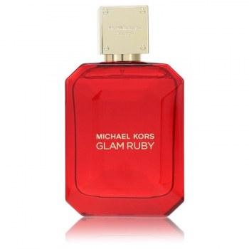 Michael Kors Glam Ruby Eau De Parfum Spray unboxed 3.4 oz