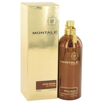Montale Aoud Musk Eau De Parfum Spray 3.3 oz