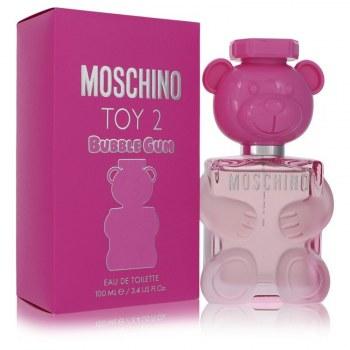 Moschino Toy 2 Bubble Gum Eau De Toilette Spray 3.3 oz