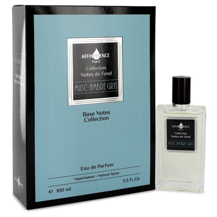 Musc Ambre Gris by Affinessence Perfume for her & him