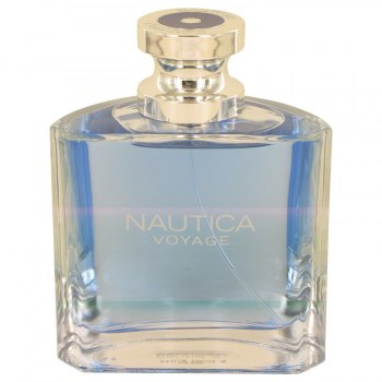 Nautica Voyage Eau De Toilette Spray tester 3.4 oz