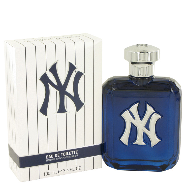New York Yankees by Playboy Cologne for him