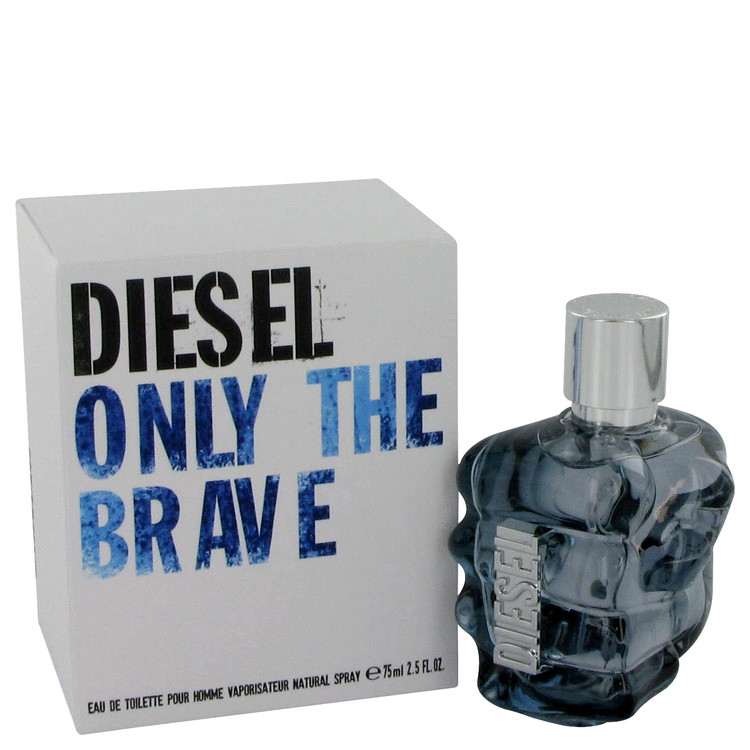 Only The Brave by Diesel Cologne for him