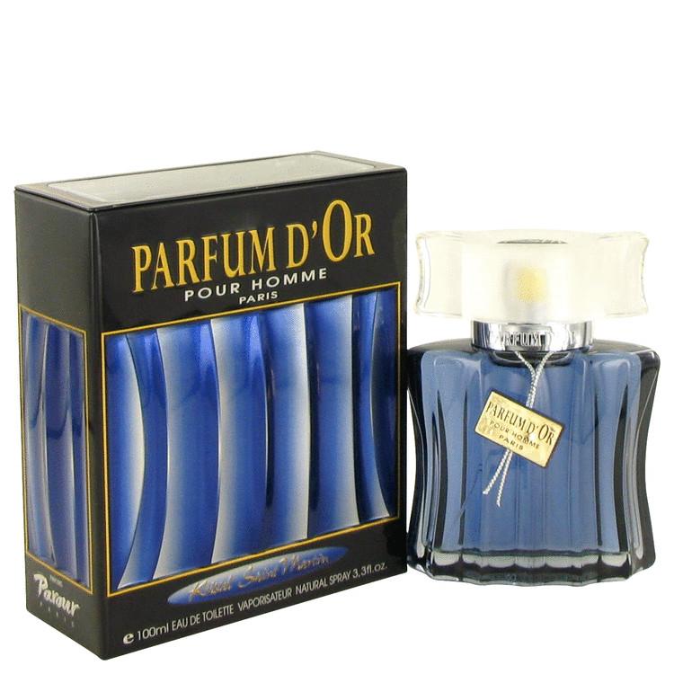 Parfum D'or by Paris Bleu Cologne for him