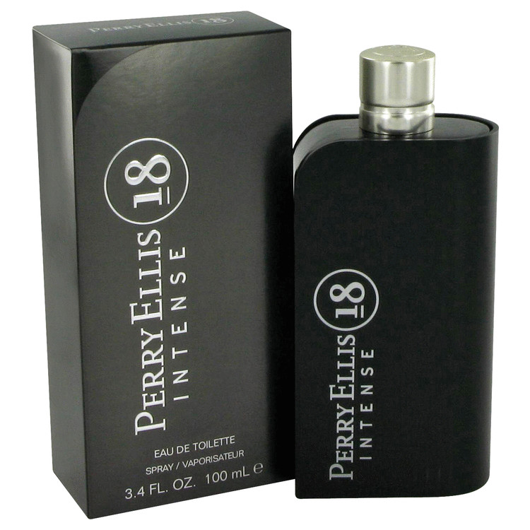 Perry Ellis 18 Intense by Perry Ellis Cologne for him