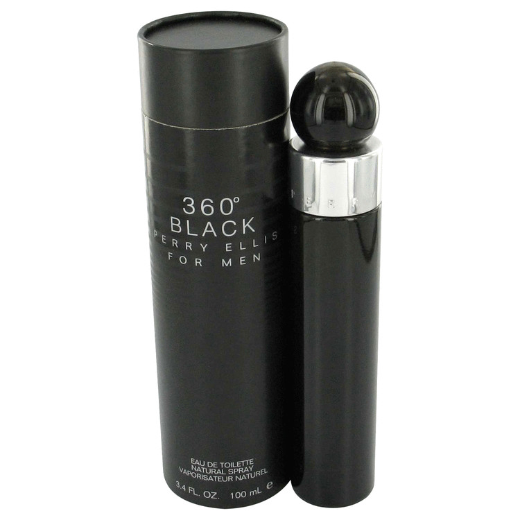 Perry Ellis 360 Black by Perry Ellis Cologne for him