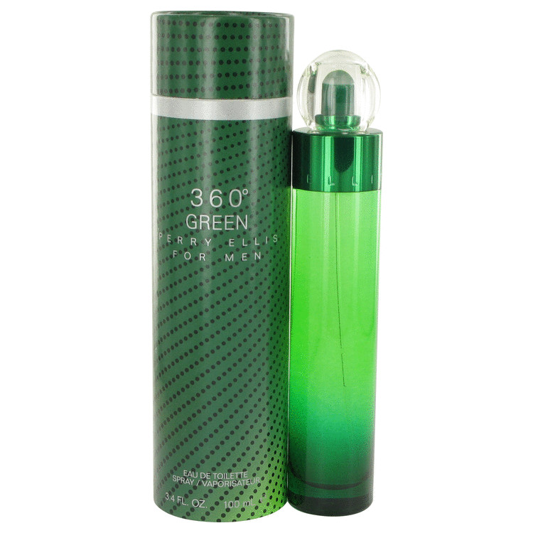 Perry Ellis 360 Green by Perry Ellis Cologne for him