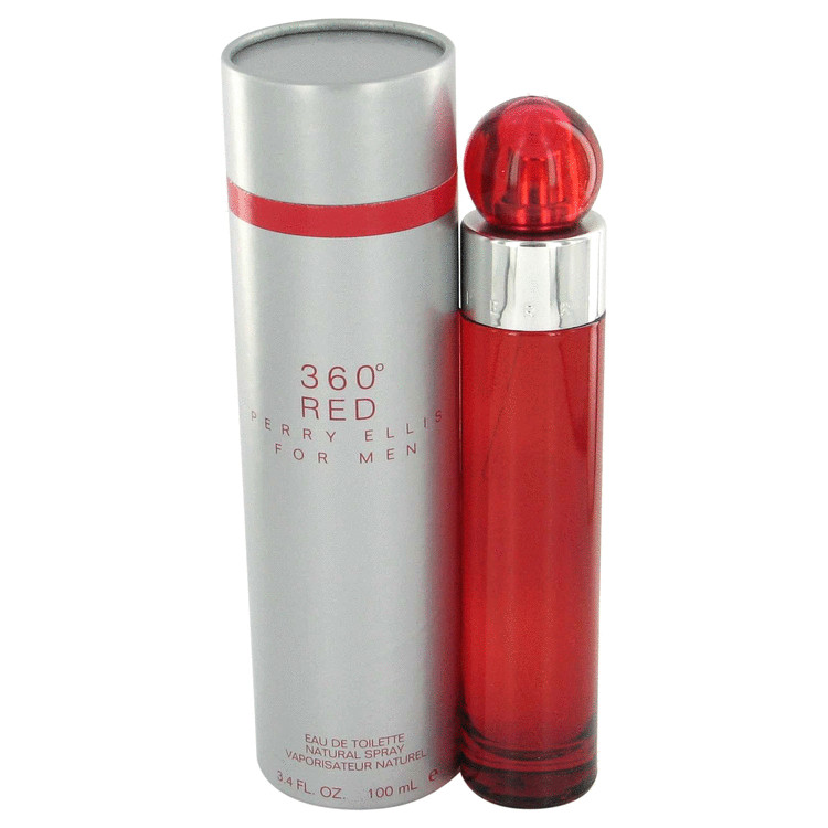 Perry Ellis 360 Red by Perry Ellis Cologne for him