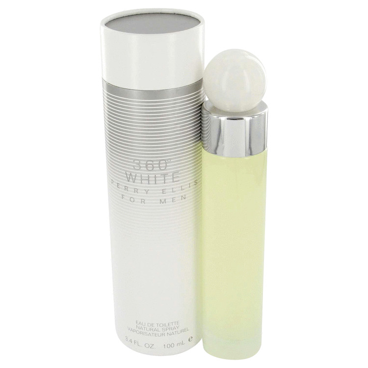 Perry Ellis 360 White by Perry Ellis Perfume for him
