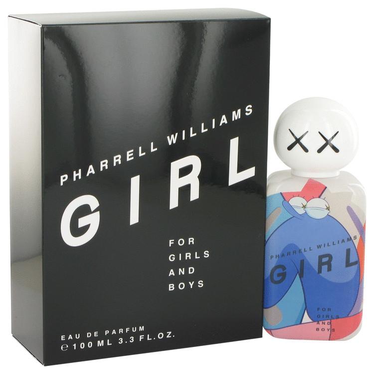 Pharrell Williams Girl by Pharrell Williams Perfume for her & him