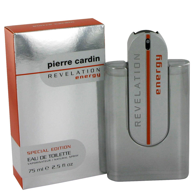 Pierre Cardin Revelation Energy by Pierre Cardin Cologne for him