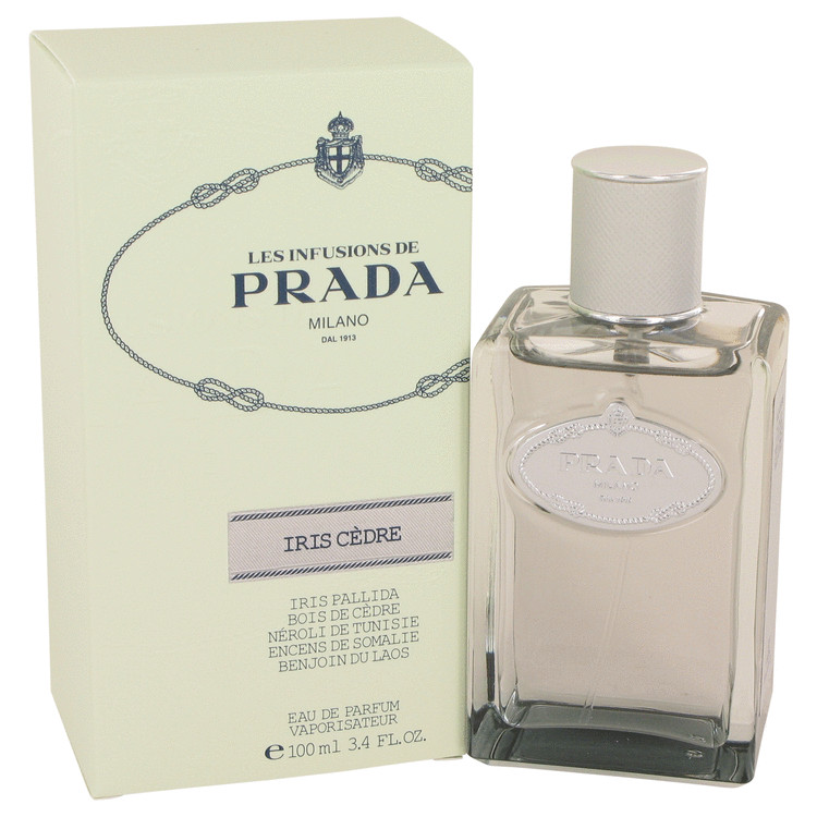 Prada Infusion D'iris Cedre by Pharrell Williams Unisex Perfume for her & him