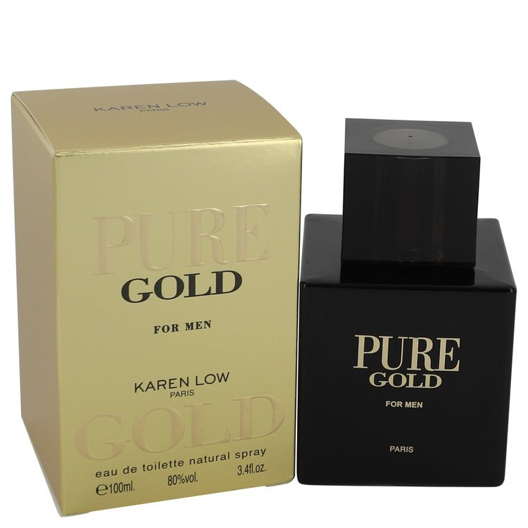 Pure Gold by Pascal Morabito Cologne for him
