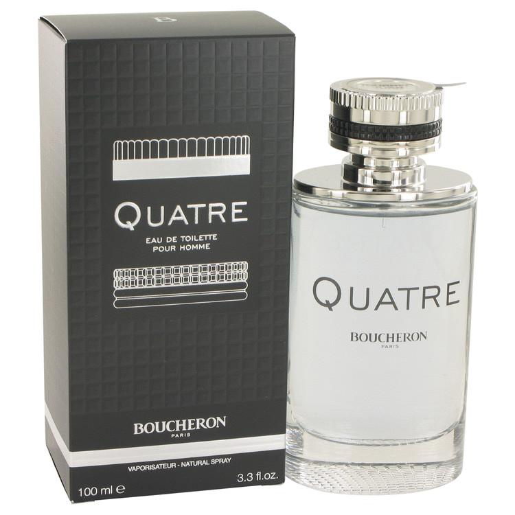 Quatre by Boucheron Perfume for him
