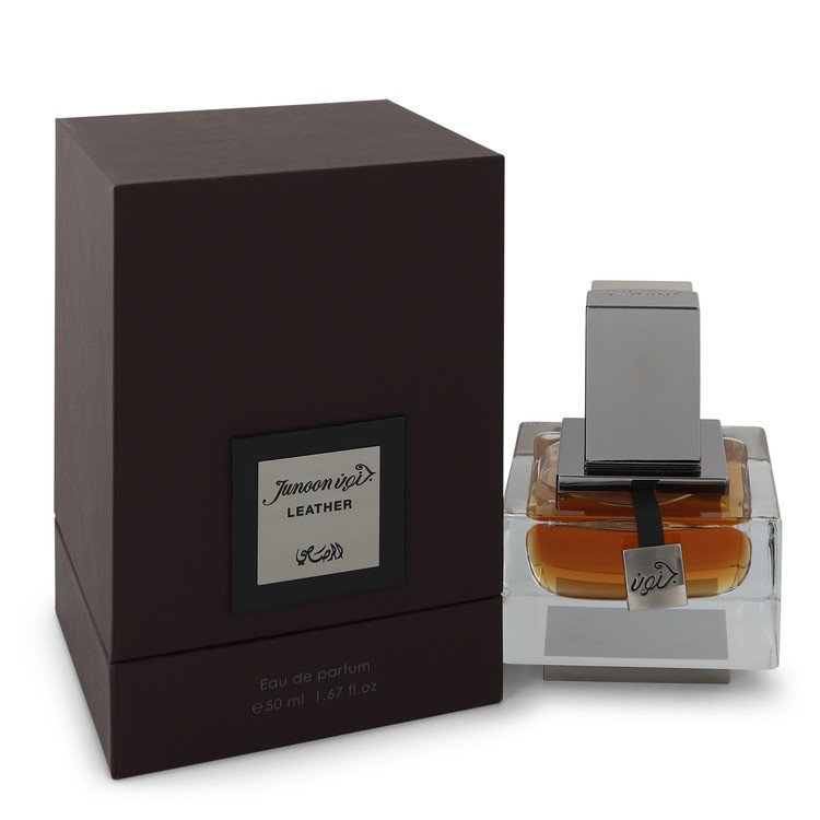 Rasasi Junoon Leather by Rasasi Cologne for him