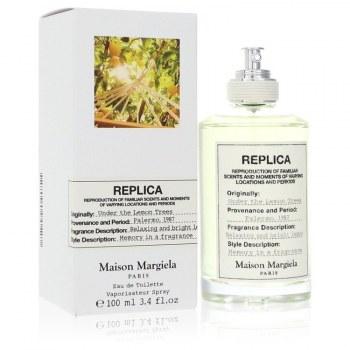 Replica Under The Lemon Trees Eau De Toilette Spray unisex 3.4 oz