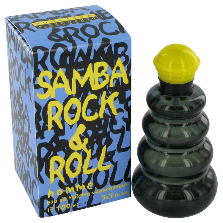 Samba Rock & Roll by Perfumers Workshop Perfume for him