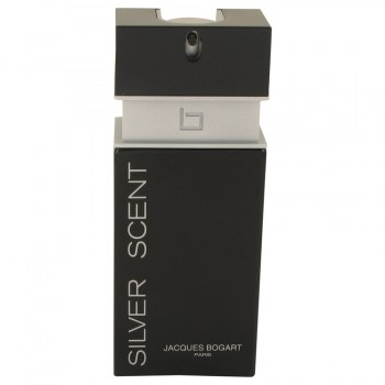 Silver Scent Eau De Toilette Spray tester 3.4 oz