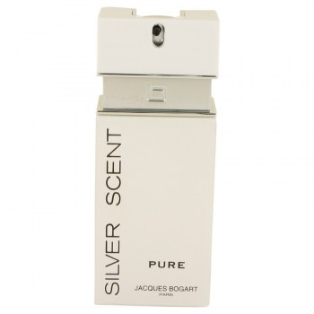 Silver Scent Pure Eau De Toilette Spray tester 3.4 oz