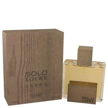 Solo Loewe Cedro Eau De Toilette Spray 3.4 oz
