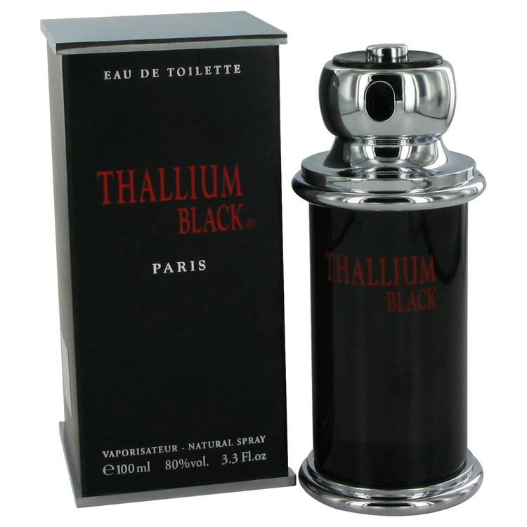 Thallium Black by Parfums Jacques Evard Cologne for him