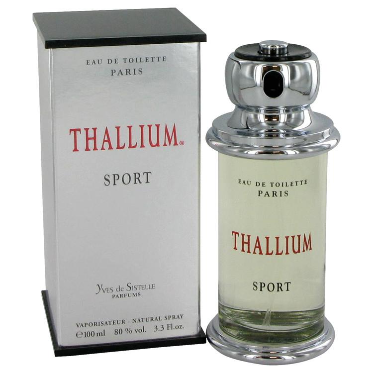 Thallium Sport by Parfums Jacques Evard Cologne for him