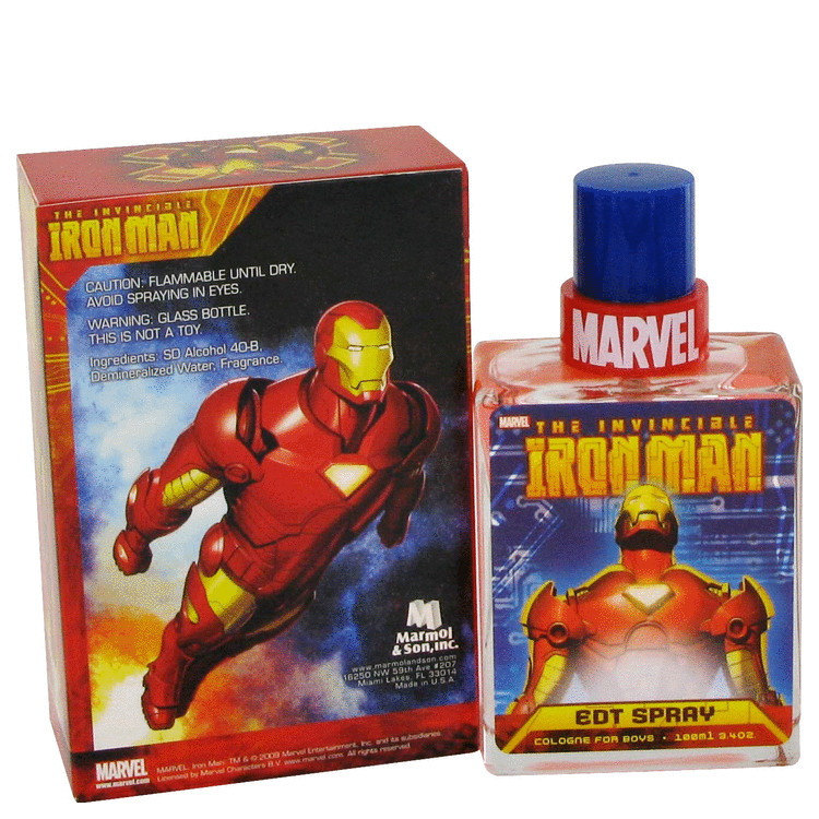 The Invincible Iron Man by Penhaligon's Cologne for him