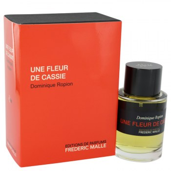 Une Fleur De Cassie Eau De Parfum Spray 3.4 oz