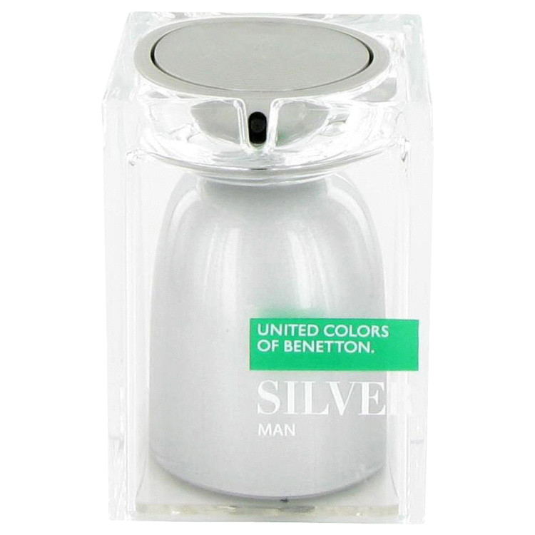 United Colors Of Benetton Silver by Benetton Cologne for him