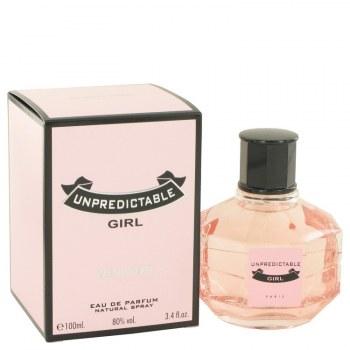 Unpredictable Girl Eau De Parfum Spray 3.4 oz