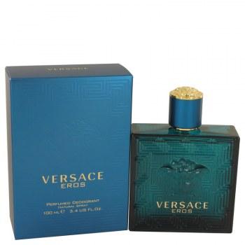 Versace Eros Deodorant Spray 3.4 oz