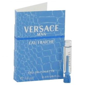Versace Man Vial sample Eau Fraiche 0.03 oz