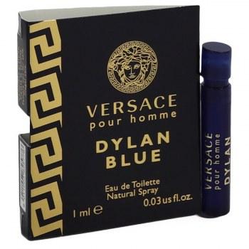 Versace Pour Homme Dylan Blue Vial sample 0.03 oz