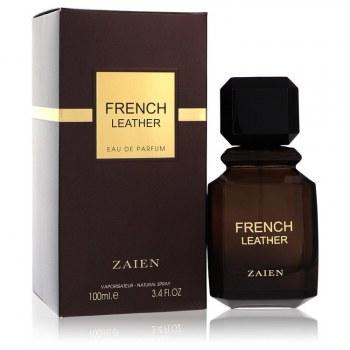 Zaien French Leather Eau De Parfum Spray 3.4 oz