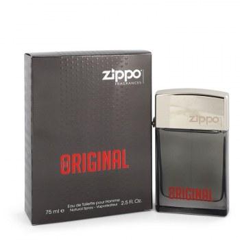Zippo Original Eau De Toilette Spray 2.5 oz